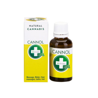 Annabis Cannol Hemp Oil 30ml